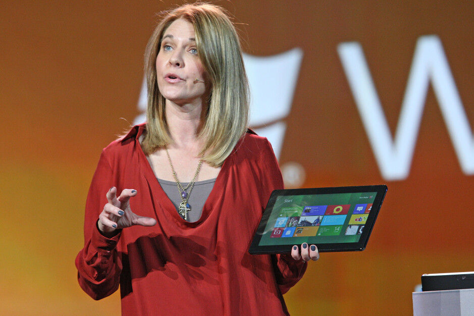 Microsoft's Tami Reller spilled the beans on Windows Blue - Microsoft confirms Windows Blue is coming; update will allow for smaller screened tablets