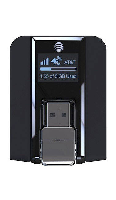 AT&T to launch Beam 4G LTE USB modem on May 10