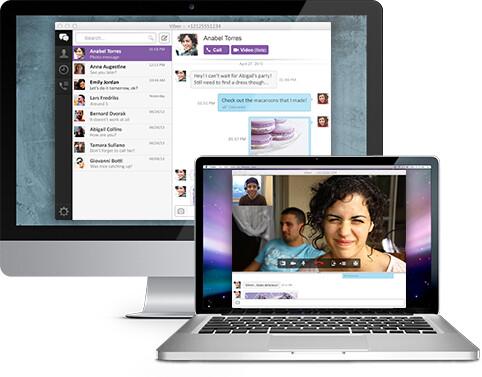 Viber gets Mac and Windows desktop apps