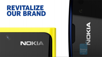 Nokia outlines 'more human' brand promise... and unknown Lumia peeks out?