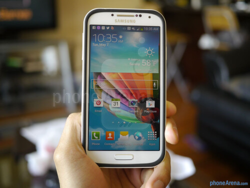 Spigen Neo Hybrid Samsung Galaxy S4 case hands-on