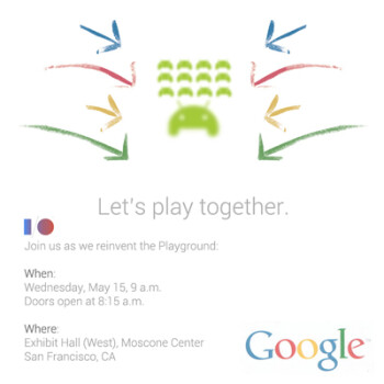 Android's gaming service gets a fake invitation with a cool name (Google Playground)
