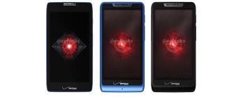 Motorola DROID RAZR HD, RAZR M appear in blue, coming to Verizon
