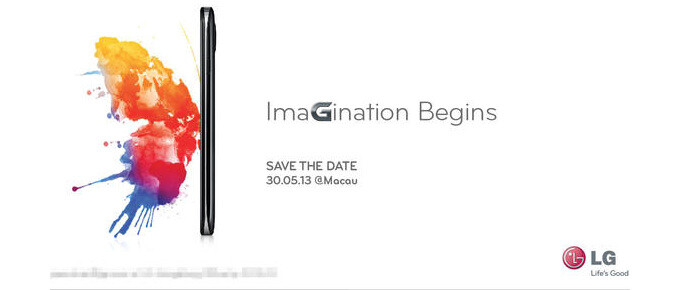 New LG Optimus G smartphone to be announced on May 30