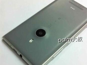 Leaked images of a Nokia Catwalk prototype