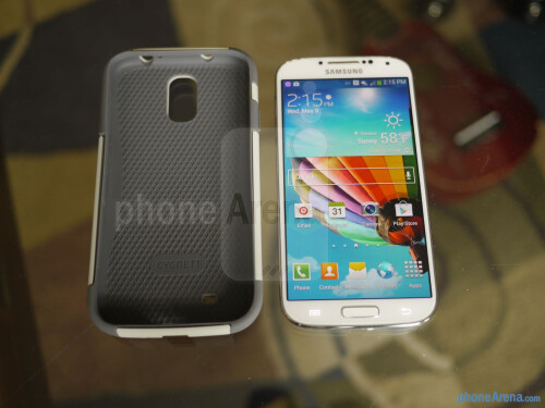 Cygnett WorkMate Evolution Samsung Galaxy S4 case hands-on