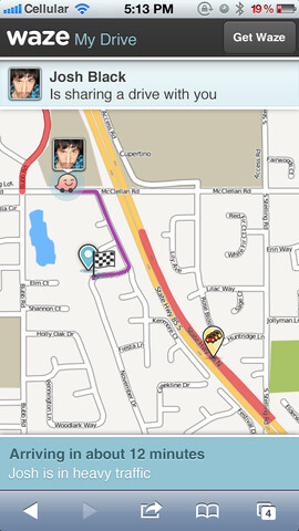 Will Facebook purchase Waze? - Facebook in talks to buy crowdsourced traffic app Waze for up to $1 billion