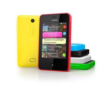 The Nokia Asha 501