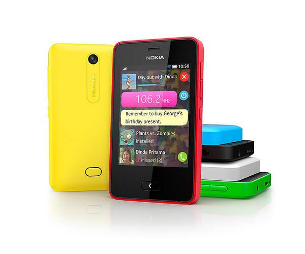 The Nokia Asha 501 - Nokia Asha 501 now official – fun, colorful, smarter than any Asha to date