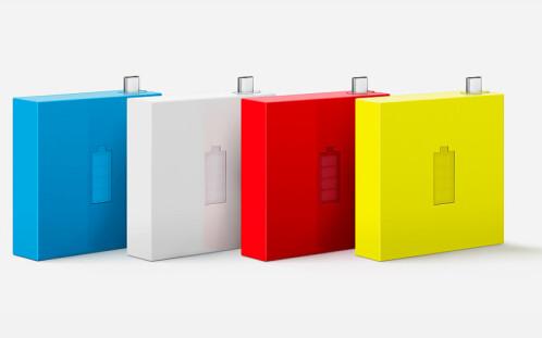 Nokia DC-18 external charger