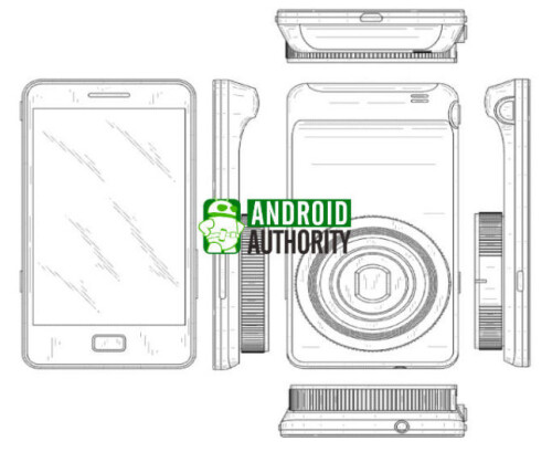 Samsung patents bring a glimpse of the future