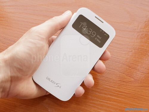 Samsung Galaxy S4 S View Cover photos