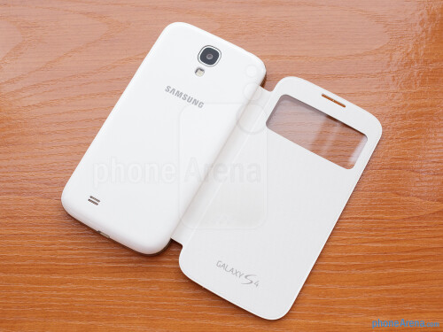 s view cover samsung s4