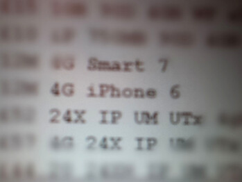 Apple iPhone 6 listing appears in Vodafone inventory to take on the established 5S moniker