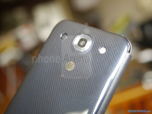 LG Optimus G Pro Black Folio Case hands-on