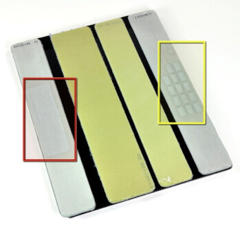 Magnets in the Apple iPad 2 Smart Cover
