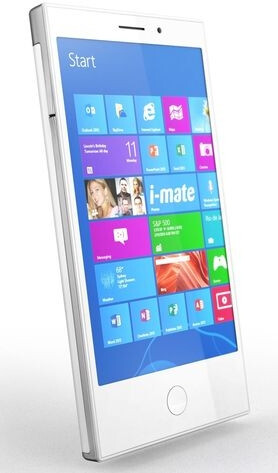 "I-mate Intelegent phone to shoehorn Windows 8 on a 4.7"" screen for $750, dock in tow"