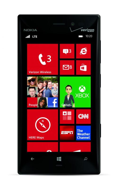 Verizon's Nokia Lumia 928
