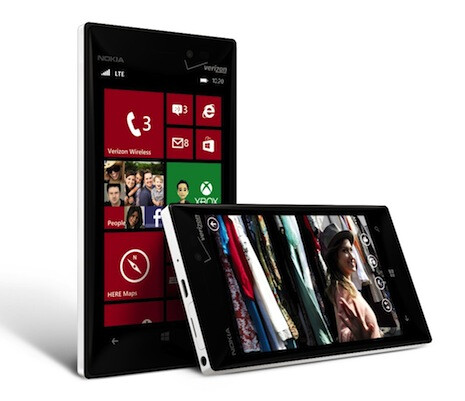 Verizon's Nokia Lumia 928