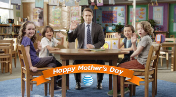 Mother's Day Giveaway: HTC First from AT&T