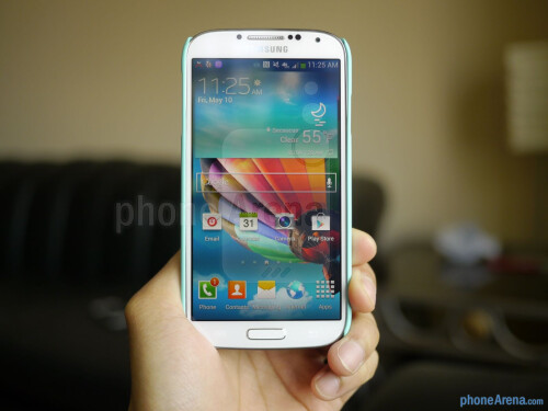 Cygnett Feel Samsung Galaxy S4 case hands-on