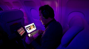 The FCC wants to increase in-flight Wi-Fi speeds