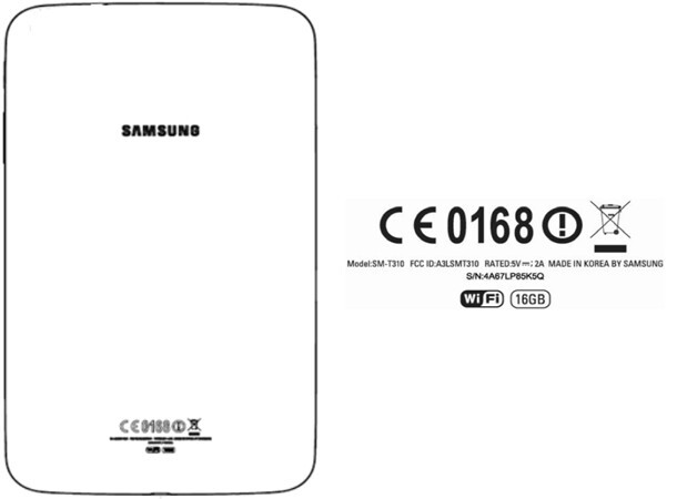 The Samsung Galaxy Tab 3 8.0 might have just visited the FCC - FCC receives the Samsung SM-T310, possibly the Samsung Galaxy Tab 3 8.0