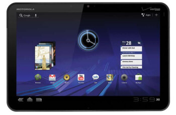 The Verizon Motorola XOOM LTE is participating in a soak test