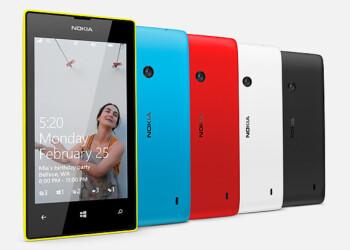 The high-end Nokia Lumia 920