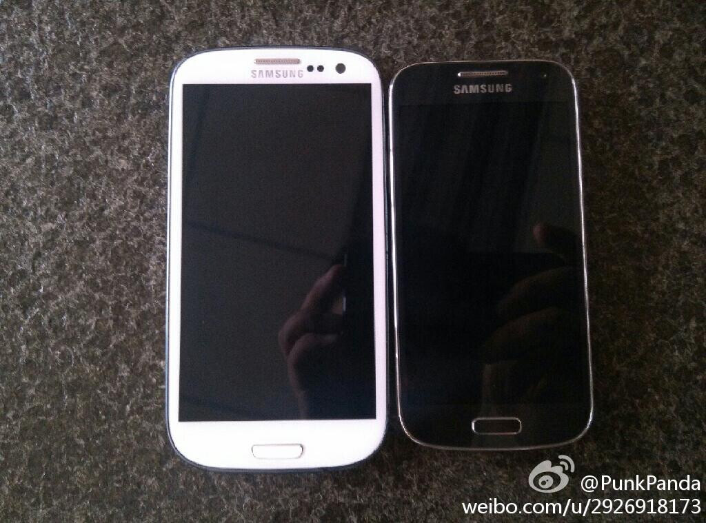 samsung galaxy s4 mini leaks out in perfect clarity. Black Bedroom Furniture Sets. Home Design Ideas