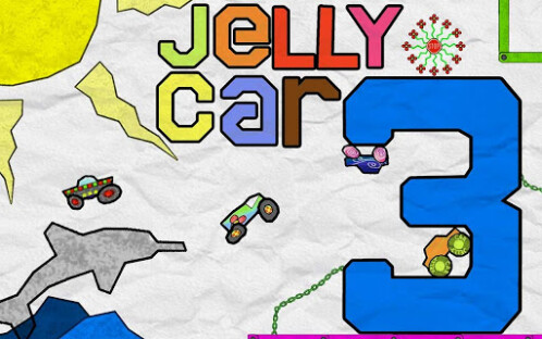 Disney's JellyCar 3 arrives on Android