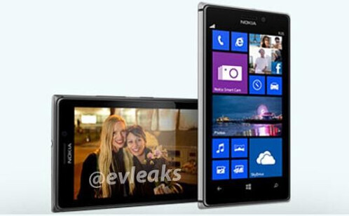 Leaked pictures of the Nokia Lumia 925