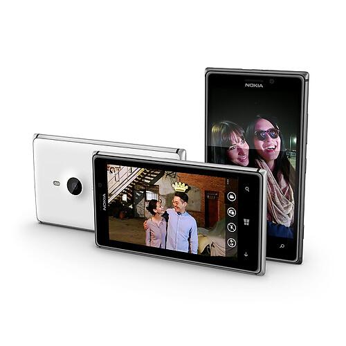 4.5-inch 768 x 1280 pixel AMOLED display
