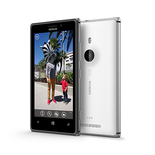 8.7-megapixel PureView camera with OIS, dual LED flash