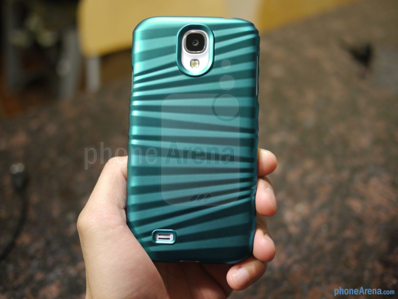 X-Doria Engage Form VR Samsung Galaxy S4 case hands-on ...