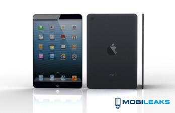 Dreamy Apple iPad mini 2 render appears: wishful specs in tow