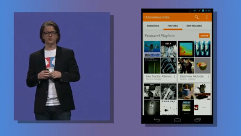 """Google announces Google Play Music All Access: """"Radio without rules."""""""