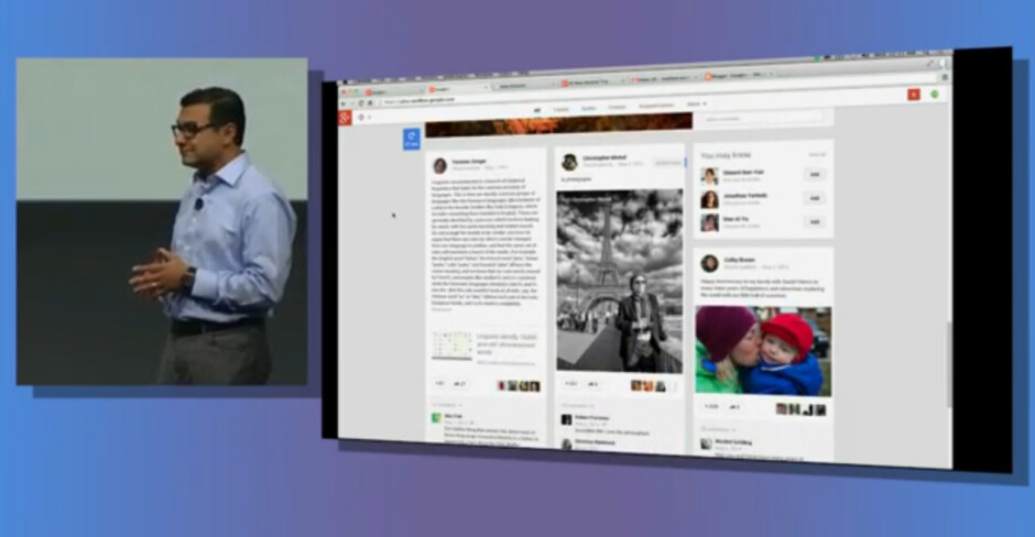 Google Plus overhauled: new Stream, new Hangouts and auto-awesome Photos