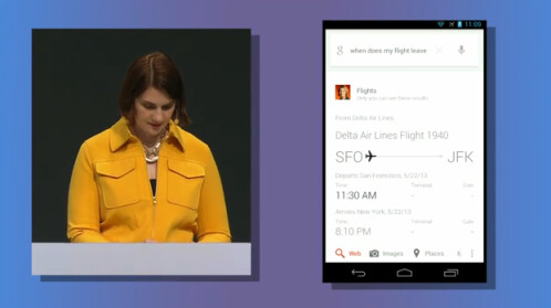 Voice search improvements, new cards, and reminders in Google Now, update already live