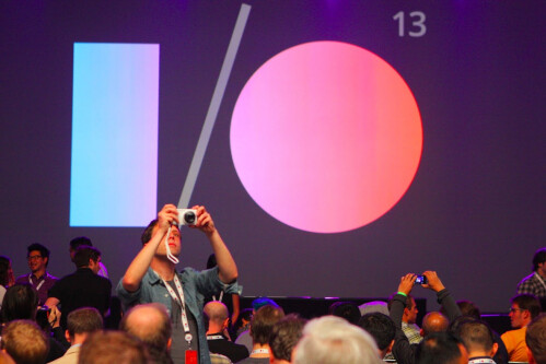 The faces of Google I/O 2013: image gallery