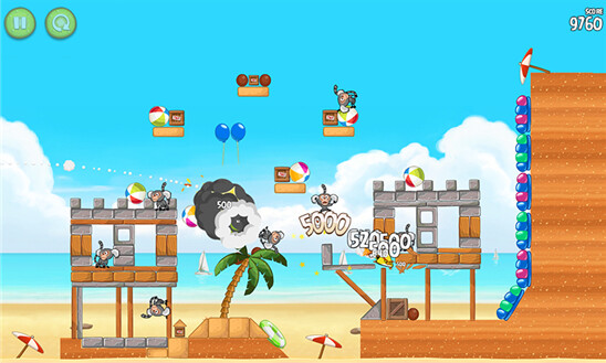 Angry Birds Rio is available for Windows Phone users - Angry Birds Rio nests in Windows Phone Store