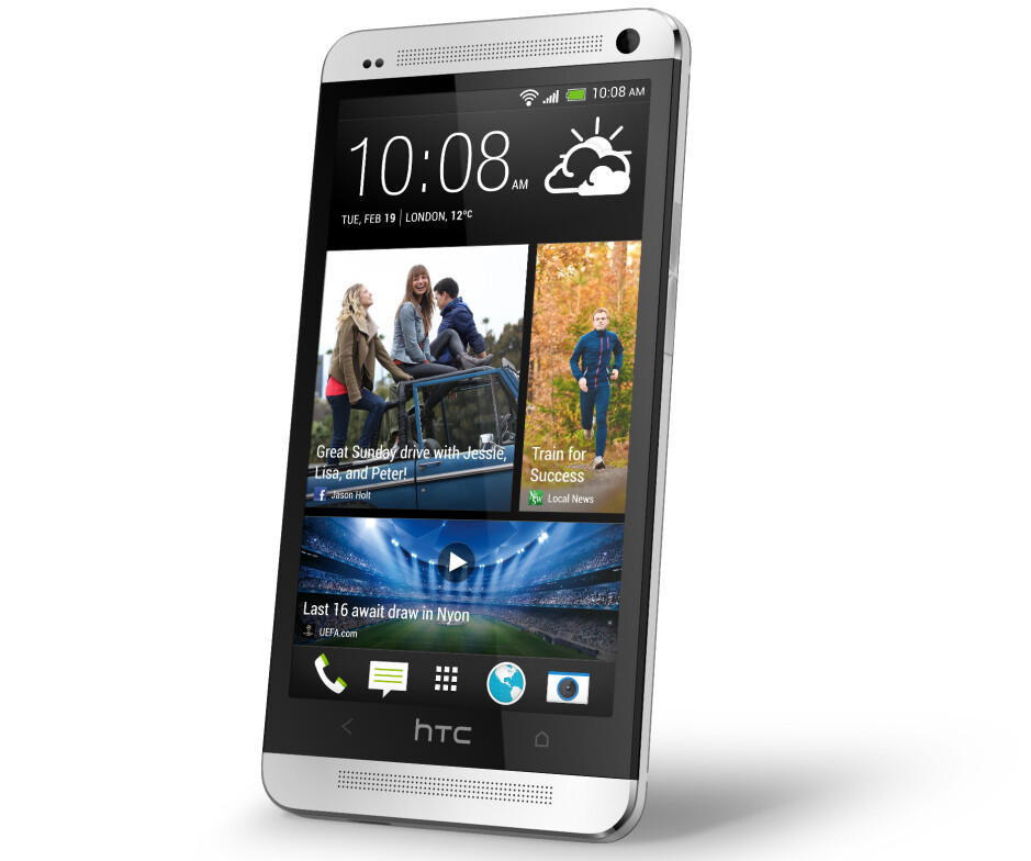 The HTC One might turn around its Taiwan based manufacturer - Sprint HTC One gets minor update