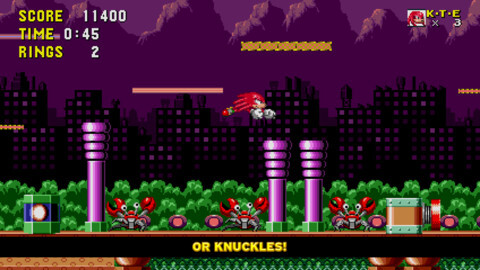 Sonic the Hedgehog Sega classic arrives on Android and iOS