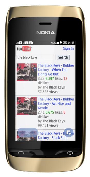 The Nokia Xpress Browser