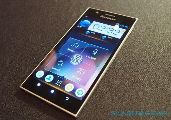 The Lenovo IdeaPhone K900 - Benchmark powerhouse Lenovo IdeaPhone K900 is released in China