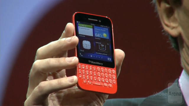 The BlackBerry Q5 could help reverse BlackBerryt's fortunes in emerging markets - BlackBerry market share doubles in Canada during Q1