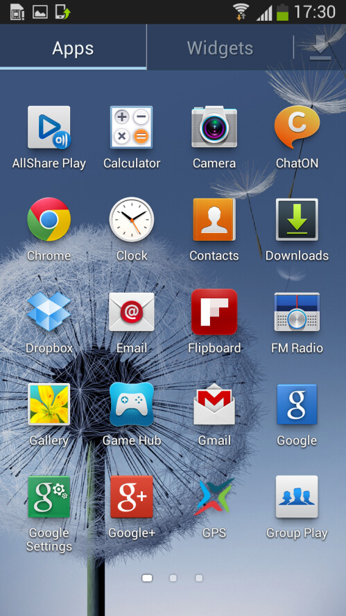Samsung Galaxy S III 4.2.2 Jelly Bean firmware leaks out