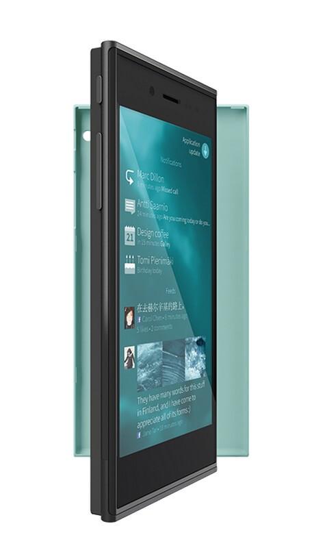 The Jolla smartphone
