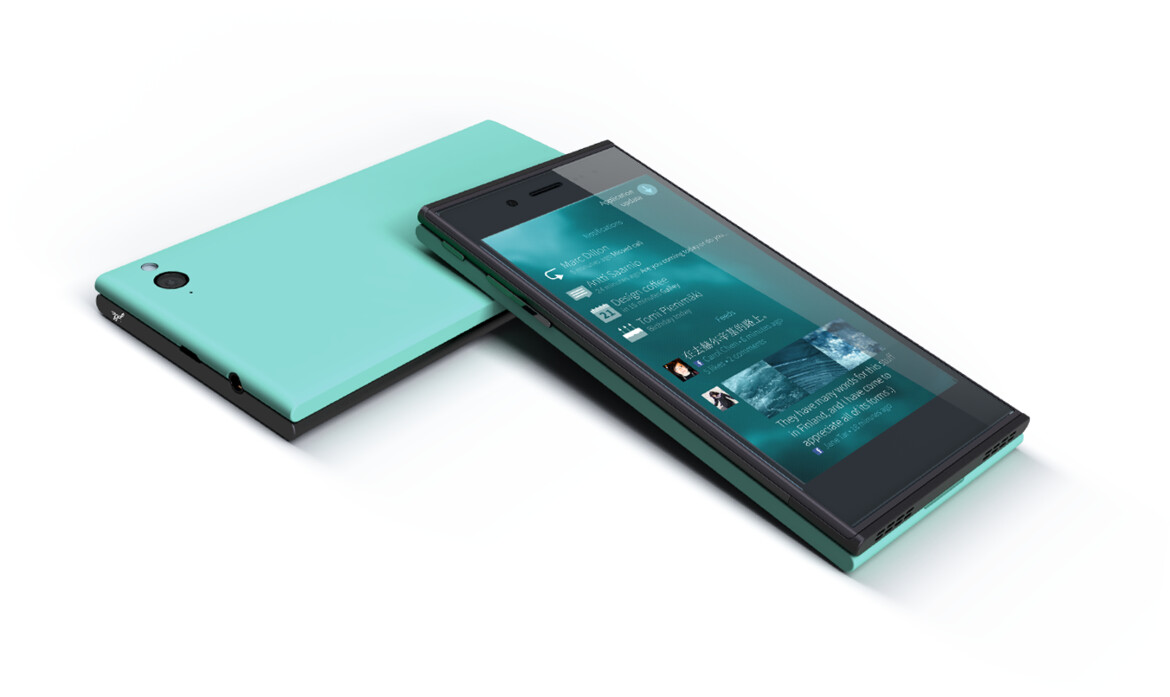 Jolla outs The Other Half: first Sailfish OS phone sports snap-on ...