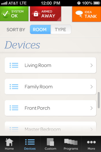 Digital Life customers can remote-control their homes using apps for iOS, Android and Windows Phone